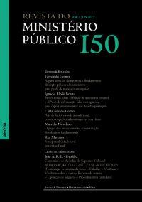 Revista do Ministério Público Nº 150