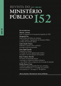 Revista do Ministério Público Nº 152
