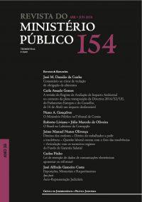 Revista do Ministério Público Nº 154